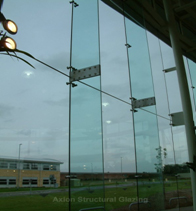 BENEFITS OF S. K. SPIDER GLASS SYSTEM